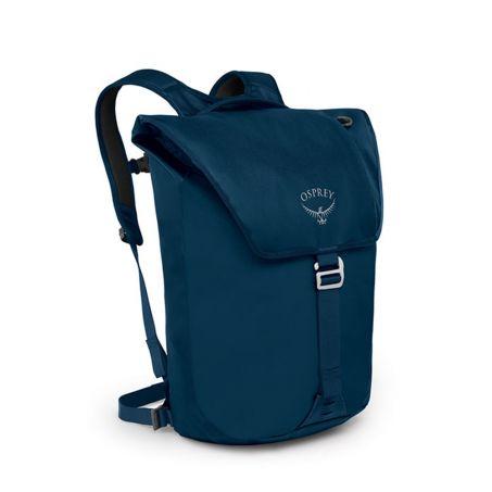 Osprey Transporter Flap Backpack - Deep Water Blue O/S