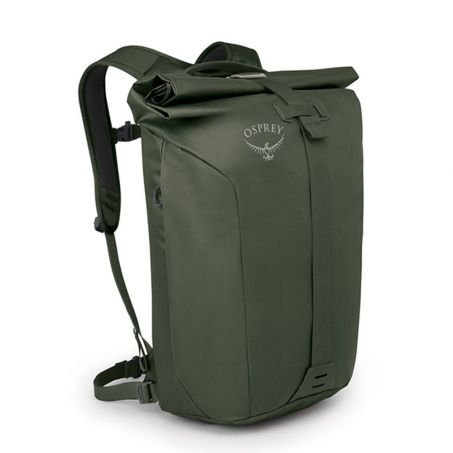 Osprey Transporter Roll Backpack - Haybale Green O/S