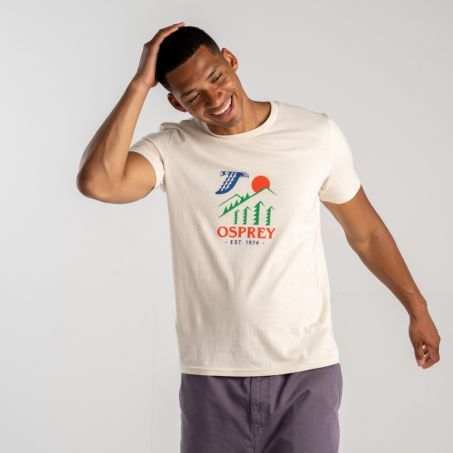 Mountainscape Organic T-Shirt