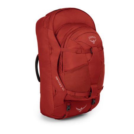 Farpoint 70 M/L Jasper Red