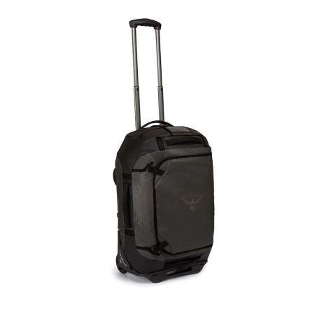Osprey Rolling Transporter 40 Backpack - Black O/S