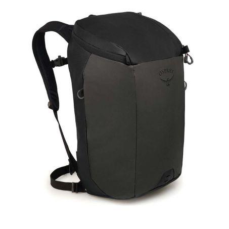 Osprey Transporter Zip Backpack - Black O/S