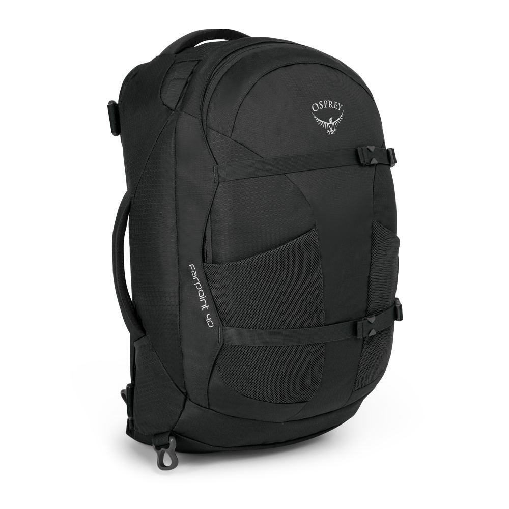 Osprey Farpoint 40 Backpack - Volcanic Grey S/m