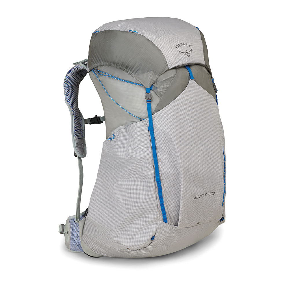 Osprey Levity 60 Backpack - Parallax Silver S
