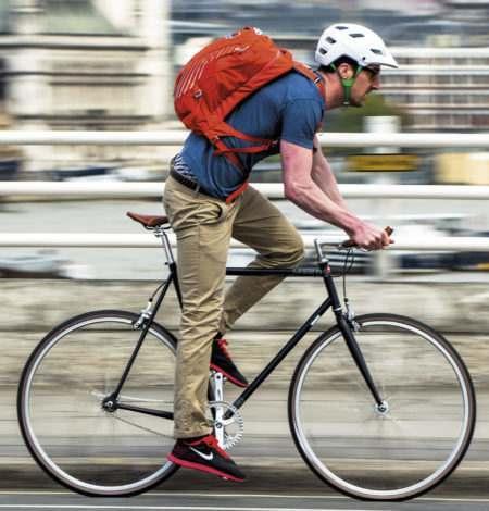Guy on bike 2