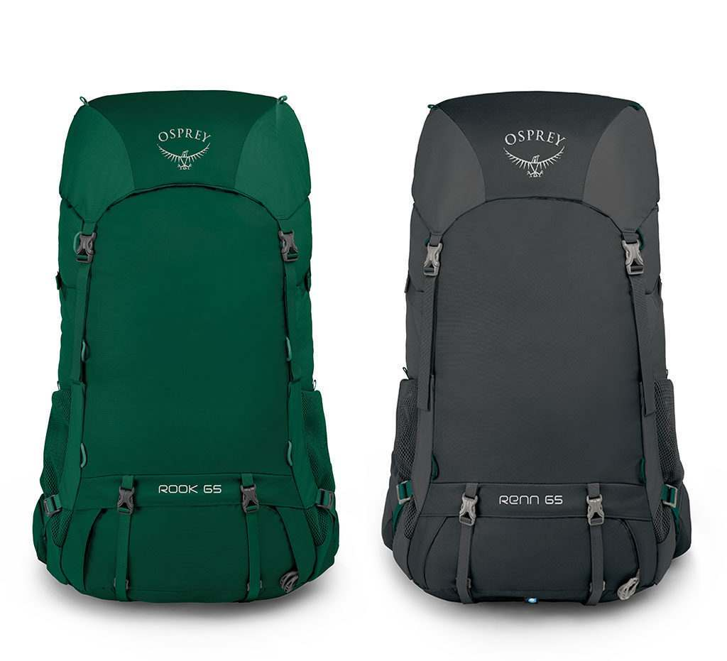 Rook & Renn Backpacking Packs