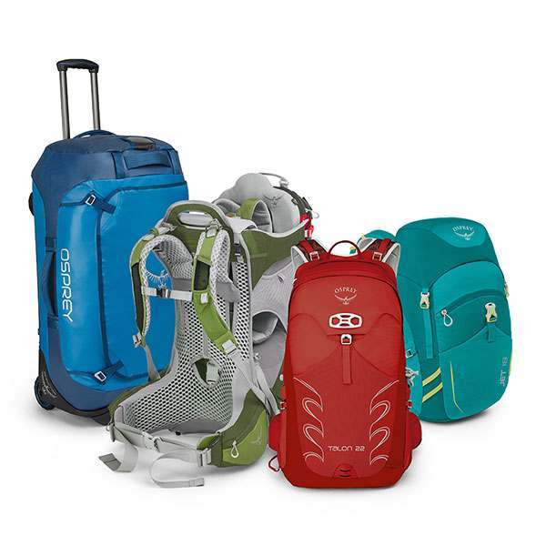 Osprey & Salzburg Competition Prizes